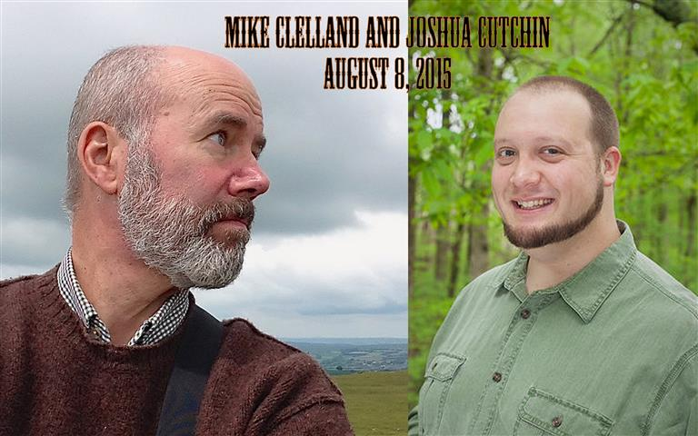 Mike Clelland and Joshua Cutchin