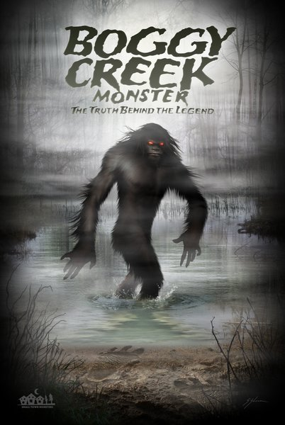 The Boggy Creek Monster